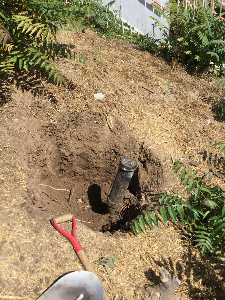 Trenchless Sewer Line Replacement In Los Feliz