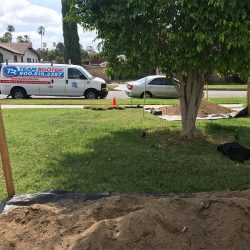 Trenchless Sewer Replacement In Glendale, CA. Team Rooter