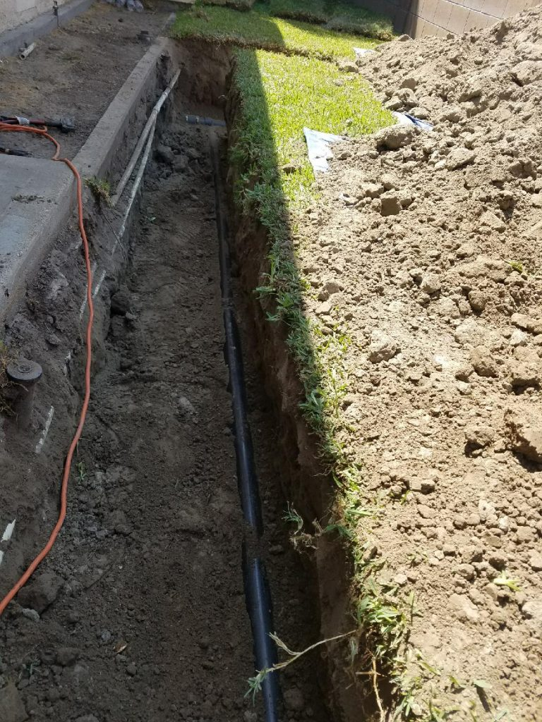 Sewer Pipe Replacement In Torrance Ca Team Rooter