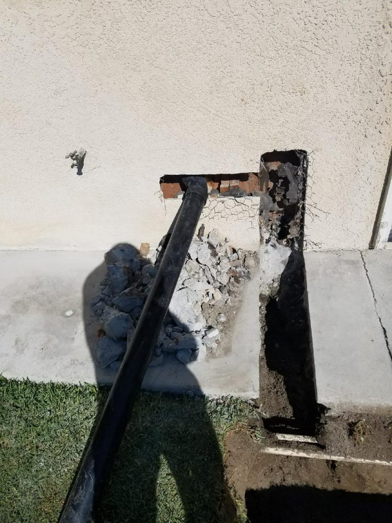 Sewer Pipe Replacement Plumbing Service In Torrance Ca