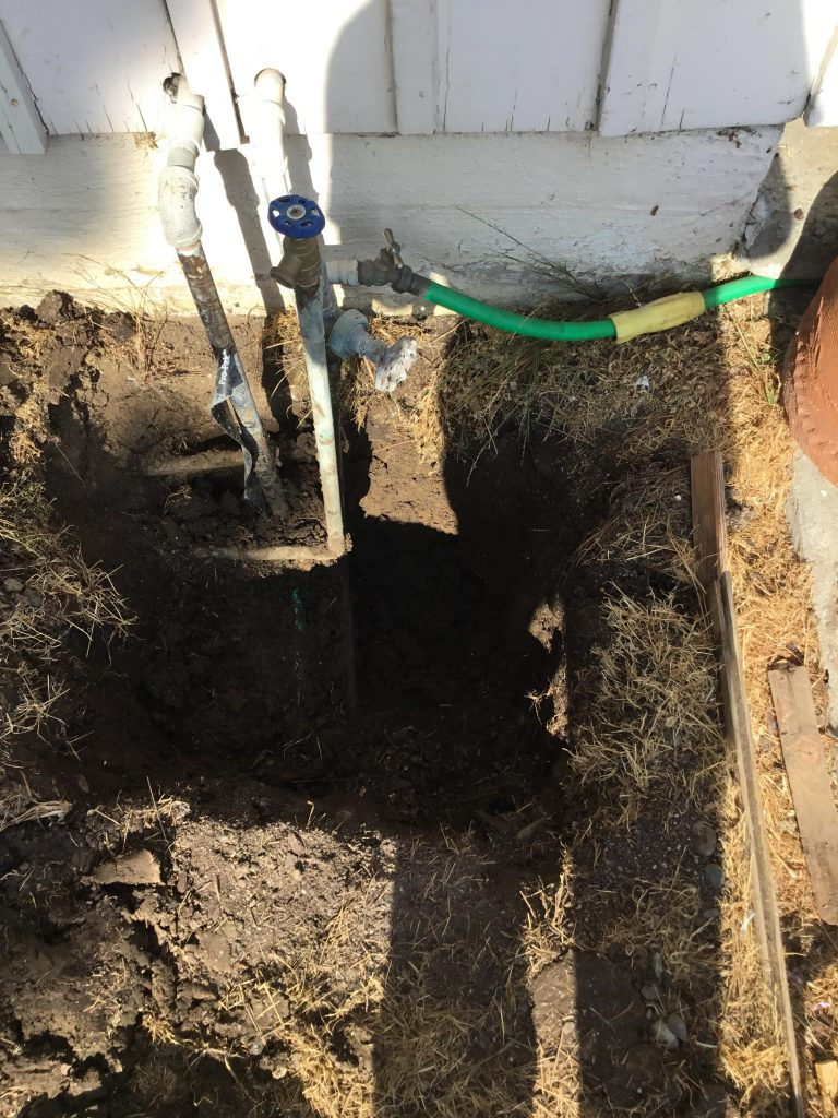 Trenchless Sewer Replacement In Whittier Ca Team Rooter