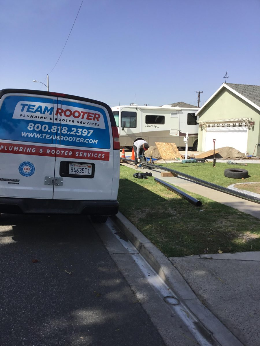 Full Home Drain Replacement In Buena Park, CA